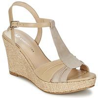Chaussures Femme Sandales et Nu-pieds Studio Paloma LUCREZIA Beige