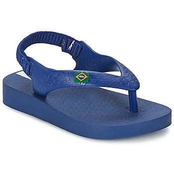 Chaussures Enfant Sandales et Nu-pieds Ipanema CLASSICA BRASIL BABY Bleu