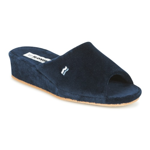 Chaussures Femme Chaussons Romika PARIS Marine
