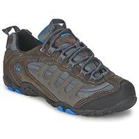 Chaussures Homme Randonnée Hi-Tec PENRITH LOW WP Charbon / Bleu