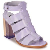 Chaussures Femme Sandales et Nu-pieds Miista ISABELLA Lavande