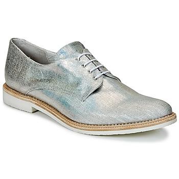 Chaussures Femme Derbies Miista ZOE Argent / Scintillant