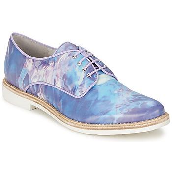 Chaussures Femme Derbies Miista ZOE Bleu