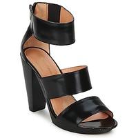 Chaussures Femme Sandales et Nu-pieds Robert Clergerie XIMA Noir