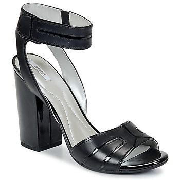 Chaussures Femme Sandales et Nu-pieds Geox NOLINA Noir