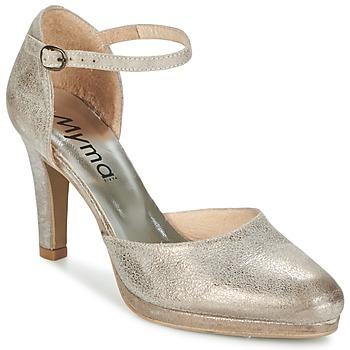 Chaussures Air max tnFemme Sandales et Nu-pieds Myma LUBBO Métal