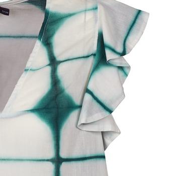 Antik Batik BAB Blanc / Vert