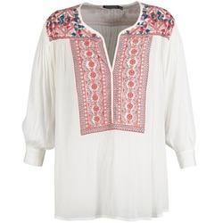 Vêtements Femme Tops / Blouses Antik Batik CAREYES Blanc