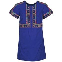 Vêtements Femme Robes courtes Antik Batik EMILIE Marine