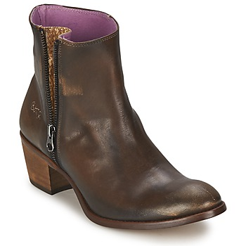 Chaussures Femme Boots BKR NELA Smoky