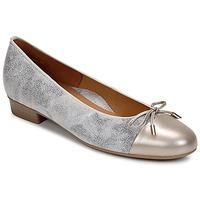 Chaussures Femme Ballerines / babies Ara ELIALE Gris / Doré