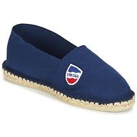 Chaussures Homme Espadrilles 1789 Cala CLASSIQUE Indigo