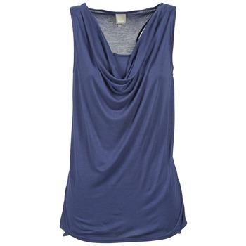 Vêtements Femme Débardeurs / T-shirts sans manche Bench DUPLE Bleu