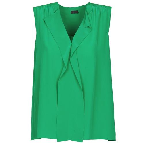 Vêtements Femme Débardeurs / T-shirts sans manche Joseph DANTE Vert