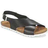 Chaussures Air max tnFemme Sandales et Nu-pieds Dixie OLBIA Noir