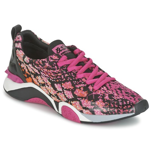 Chaussures Femme Baskets basses Ash HIT Rose