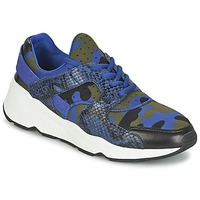 Chaussures Air max tnFemme Baskets basses Ash MATRIX Bleu camouflage