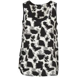 Vêtements Femme Débardeurs / T-shirts sans manche Joseph DEBUTANTE Noir / Blanc / Gris