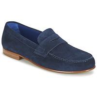 Chaussures Air max tnHomme Mocassins Azzaro GOURIAN Marine