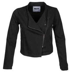 Vêtements Femme Vestes / Blazers Nikita CROSSOVER Noir