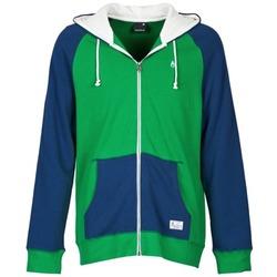 Vêtements Homme Sweats Nixon ANCHOR Bleu / Vert