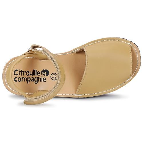 Citrouille et Compagnie SQUOUBEL Beige