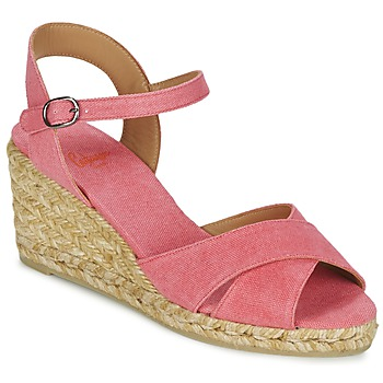 Chaussures Air max tnFemme Sandales et Nu-pieds Castaner BLAUDELL Corail rose