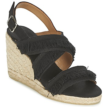 Chaussures Air max tnFemme Sandales et Nu-pieds Castaner BEGGA Noir