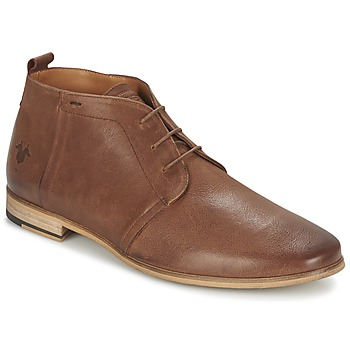 Chaussures Homme Boots Kost ZEPI 47 Cognac