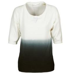 Vêtements Femme Pulls Chipie ALCAR Ecru / Marine