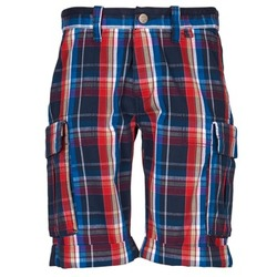 Vêtements Homme Shorts / Bermudas Oxbow TAKAROA Marine / Rouge