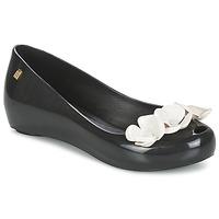Chaussures Femme Ballerines / babies Melissa ULTRAGIRL XI Noir / Blanc