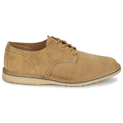 Red Wing OXFORD Beige