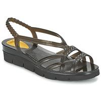 Chaussures Air max tnFemme Sandales et Nu-pieds Lemon Jelly MIAKI Noir