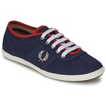 Baskets basses Fred Perry HAYES CANVAS
