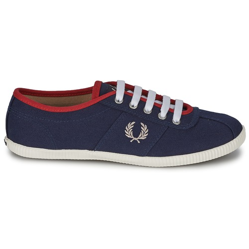 Fred Perry HAYES CANVAS Bleu