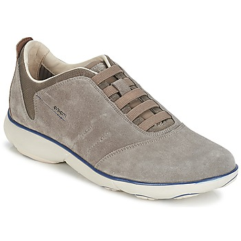 Chaussures Homme Baskets basses Geox NEBULA B Gris
