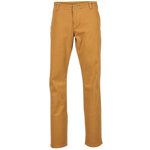 Vêtements Homme Chinos / Carrots Dockers ALPHA KHAKI MIST WASH Gold