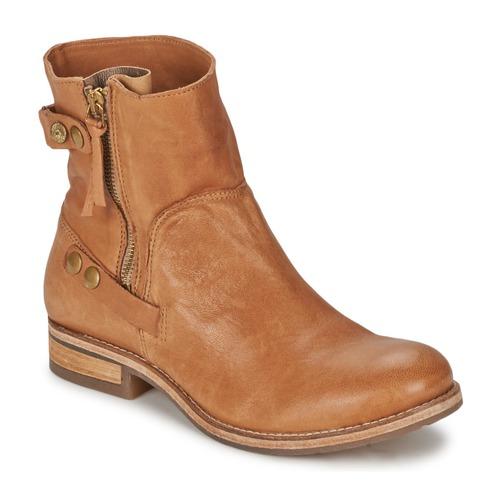 Chaussures Femme Boots Koah DUSTIN Camel