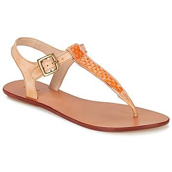 Chaussures Femme Sandales et Nu-pieds Koah MARTINAH Nude / Orange