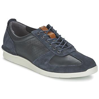 Chaussures Homme Baskets basses Clarks POLYSPORT RUN Bleu