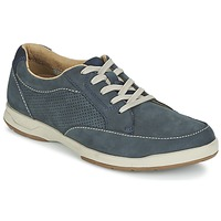 Chaussures Homme Baskets basses Clarks STAFFORD PARK5 Marine