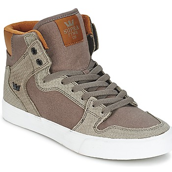 Chaussures Baskets montantes Supra VAIDER Marron