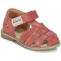 Chaussures Fille Sandales et Nu-pieds Kavat FORSVIK Corail