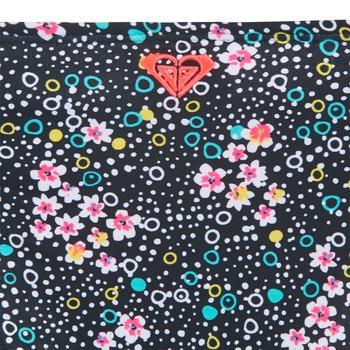 Roxy BIKINI BOTTOM Noir / Multicolore