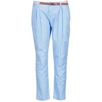 Vêtements Femme Chinos / Carrots La City PANTBASIC Bleu