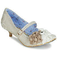 Chaussures Femme Escarpins Irregular Choice DAISY DAYZ Beige / Multicolor