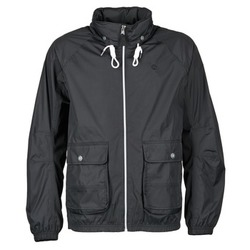 Vêtements Homme Coupes vent Timberland FRANKLIN HOODED JACKET Noir