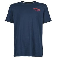 Vêtements Homme T-shirts manches courtes Timberland SS KENNEBEC RIVER Marine
