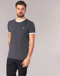 Vêtements Homme T-shirts manches courtes Teddy Smith THE TEE Anthracite